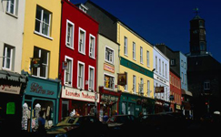 High Street Kilkenny boutique shopping